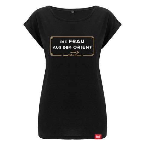 Die Frau aus dem Orient von Mudi - Girlie Shirt jetzt im Bravado Shop