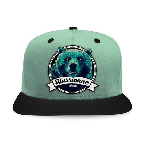 Bear Badge von Hurricane Festival - Snap Back Cap jetzt im Bravado Shop