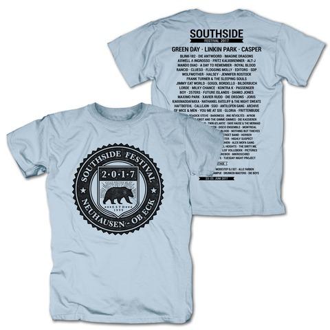 College Badge von Southside Festival - T-Shirt jetzt im Bravado Shop
