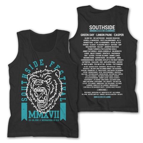√Scream von Southside Festival - Tank Shirt Men jetzt im Bravado Shop