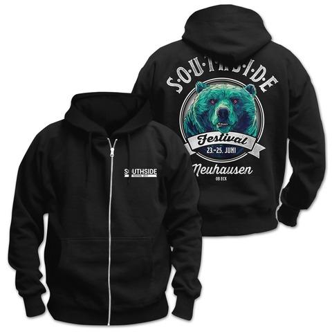 √Vintage Bear von Southside Festival - Hooded jacket jetzt im Bravado Shop