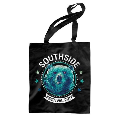 Circle Bear von Southside Festival - Record Bag jetzt im Bravado Shop