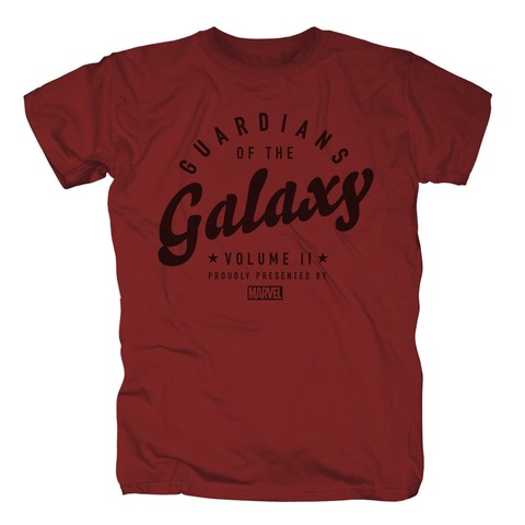 √Logo College von Guardians of the Galaxy - T-Shirt jetzt im Bravado Shop