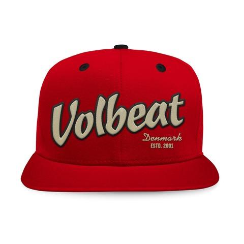 √Swoosh von Volbeat - Cap jetzt im Bravado Shop