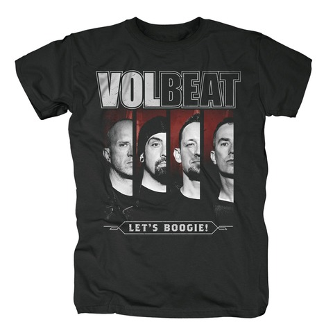 √Photo Slices von Volbeat - T-Shirt jetzt im Bravado Shop
