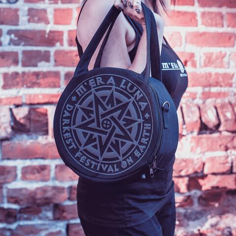 √Darkest Festival von Mera Luna Festival - Tasche jetzt im Bravado Shop