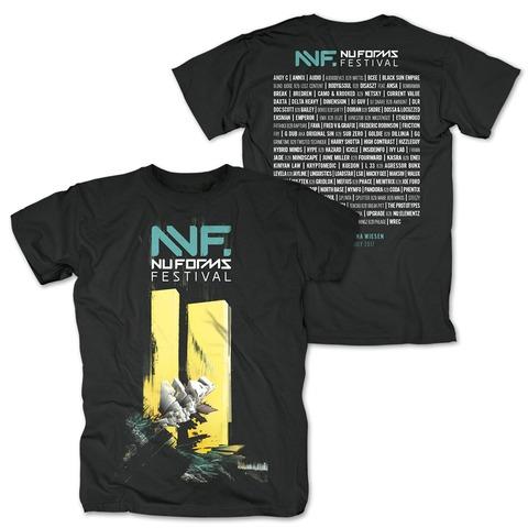 √Nu Colored von Nu Forms - T-Shirt jetzt im Bravado Shop