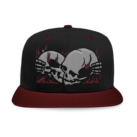 Skulls von Copenhell Festival - Cap jetzt im Bravado Shop
