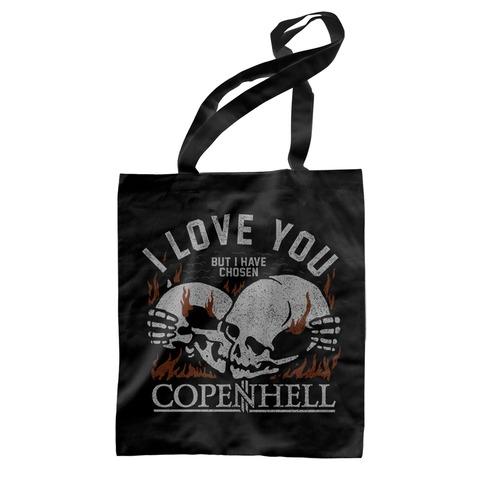 I Love You von Copenhell Festival - Baumwollbeutel jetzt im Bravado Shop