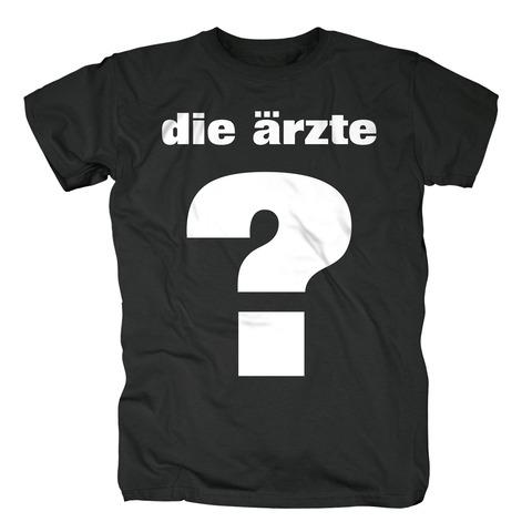 √Hä? von die ärzte - T-Shirt jetzt im Bravado Shop