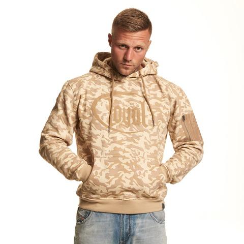 √Loyal Circle Camo von Kontra K - Hood sweater jetzt im Bravado Shop