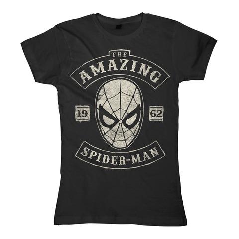 Spider-Man - Amazing MC von Marvel Comics - Girlie Shirt jetzt im Bravado Shop