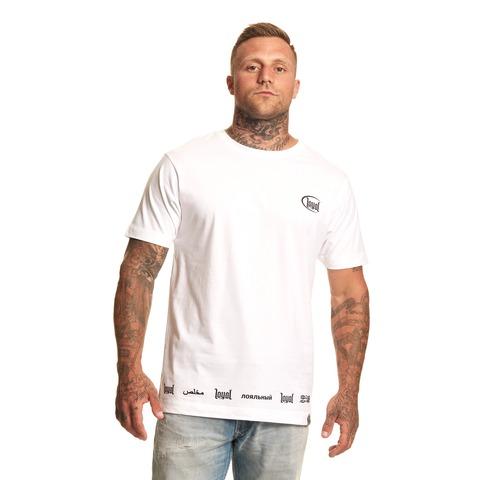 √3 Languages von Kontra K - T-Shirt jetzt im Bravado Shop