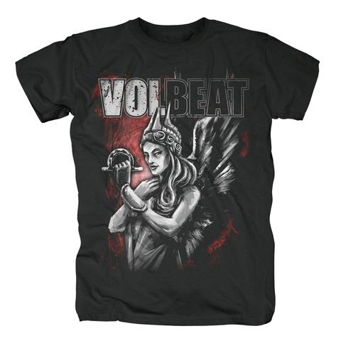 √Goddess Of War von Volbeat - T-Shirt jetzt im Bravado Shop