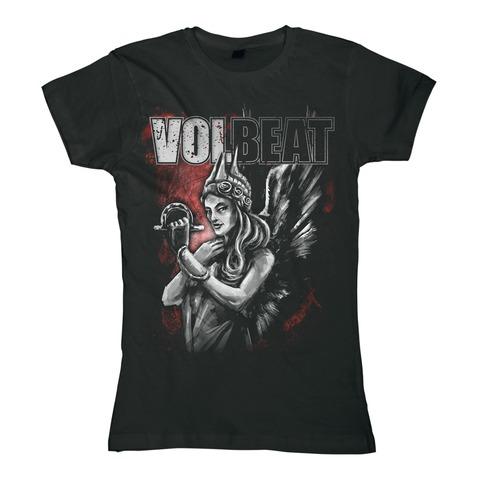 √Goddess Of War von Volbeat - Girlie Shirt jetzt im Bravado Shop