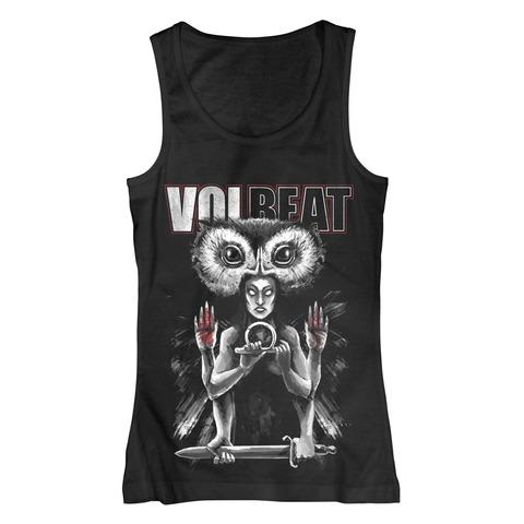 √Ishtar von Volbeat - Girlie tank top jetzt im Bravado Shop