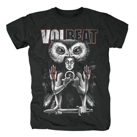 √Ishtar von Volbeat - T-Shirt jetzt im Bravado Shop