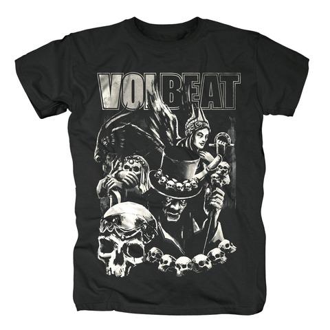 √Black Collage von Volbeat - T-Shirt jetzt im Bravado Shop