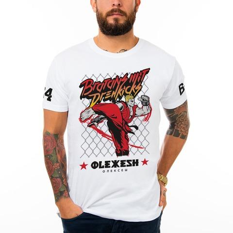 Streetfighter von Olexesh - T-Shirt jetzt im Bravado Shop
