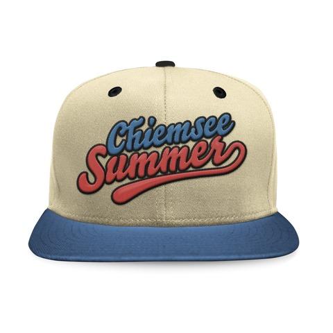 √Swoosch Logo von Chiemsee Summer - Cap jetzt im Bravado Shop