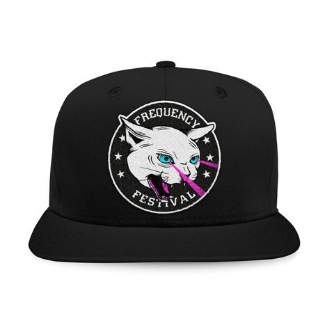 √Laser Cat von Frequency Festival - Cap jetzt im Bravado Shop