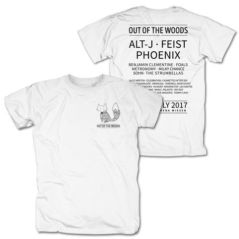 Pocket Fox von Out Of The Woods - T-Shirt jetzt im Bravado Shop