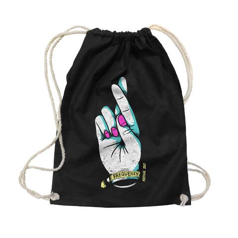 Lucky von Frequency Festival - Gym Bag jetzt im Bravado Shop