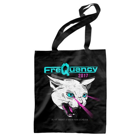 Laser Cat von Frequency Festival - Record Bag jetzt im Bravado Shop