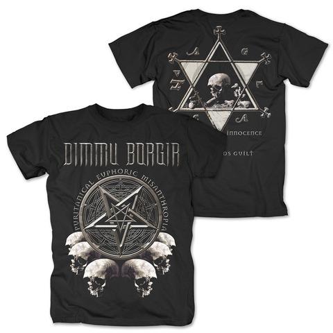 √Mankind Innocence von Dimmu Borgir - T-Shirt jetzt im Bravado Shop