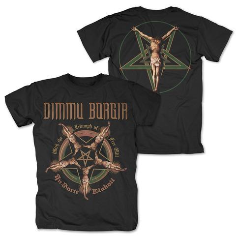 √Free Will von Dimmu Borgir - T-Shirt jetzt im Bravado Shop
