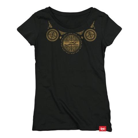 Chain von Mudi - Girlie Shirt jetzt im Bravado Shop
