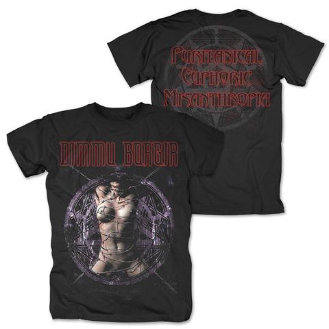 √Puritanical Euphoric Misanthropia von Dimmu Borgir - T-Shirt jetzt im Bravado Shop