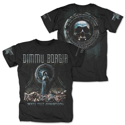 √Death Cult Armageddon von Dimmu Borgir - T-Shirt jetzt im Bravado Shop