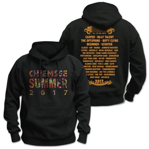 √Stay Happy von Chiemsee Summer - Hood sweater jetzt im Bravado Shop