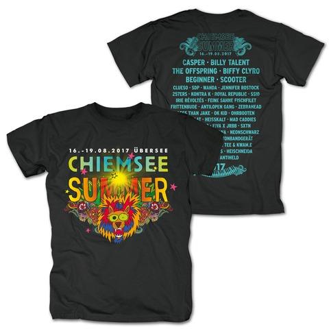 Party Lion von Chiemsee Summer - T-Shirt jetzt im Bravado Shop
