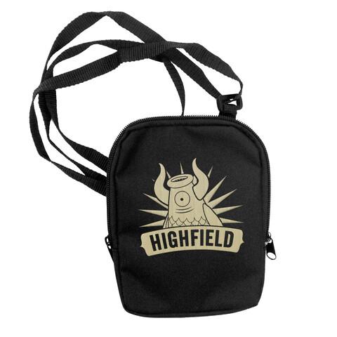 √Highviech von Highfield Festival - Travel Wallet jetzt im Bravado Shop