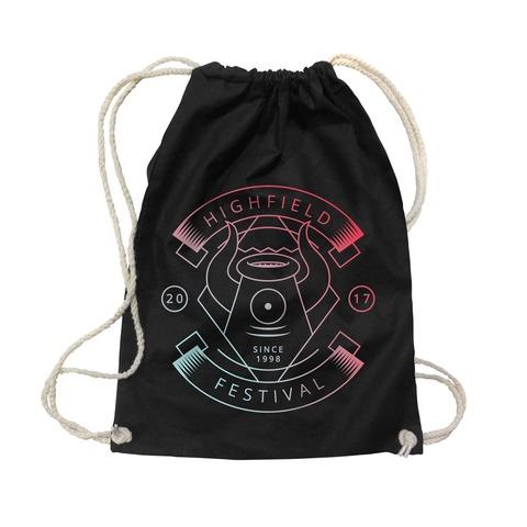 Line Art von Highfield Festival - Gym Bag jetzt im Bravado Shop