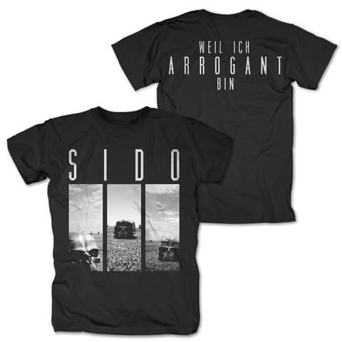 √Arrogant von Sido - T-Shirt jetzt im Bravado Shop