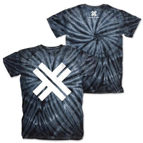 √X Cyclone von Eskimo Callboy - T-Shirt Batik jetzt im Bravado Shop