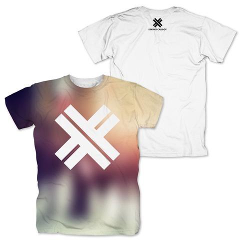X Allover von Eskimo Callboy - T-Shirt jetzt im Bravado Shop