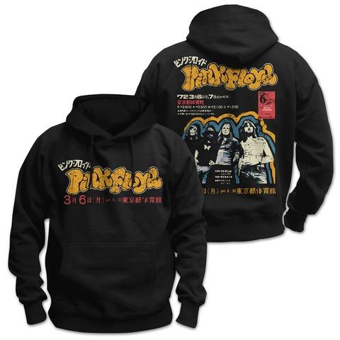 √Japan 1972 von Pink Floyd - Hood sweater jetzt im Bravado Shop
