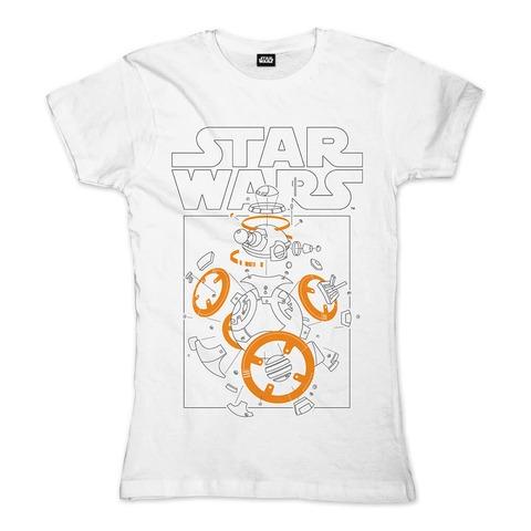 √BB-8 Components von Star Wars - Girlie Shirt jetzt im Bravado Shop