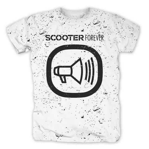√Scooter Forever Album Cover von Scooter - T-Shirt jetzt im Bravado Shop