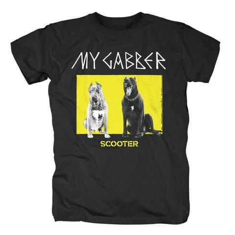 √My Gabber von Scooter - T-Shirt jetzt im Bravado Shop