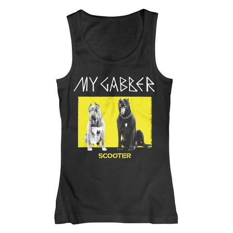 √My Gabber von Scooter - Girlie Top jetzt im Bravado Shop