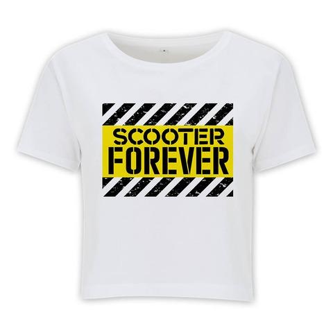 Scooter Forever von Scooter - Crop Top jetzt im Bravado Shop
