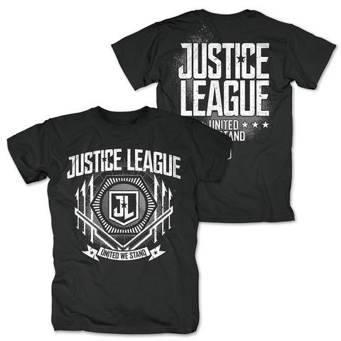 United Crest von Justice League - T-Shirt jetzt im Bravado Shop