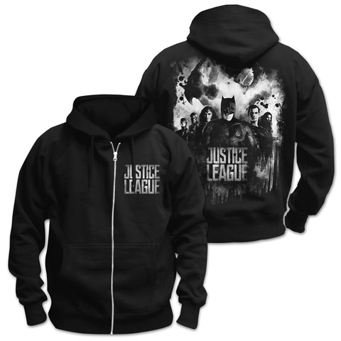 √Splatter Squad von Justice League - Hooded jacket jetzt im Bravado Shop