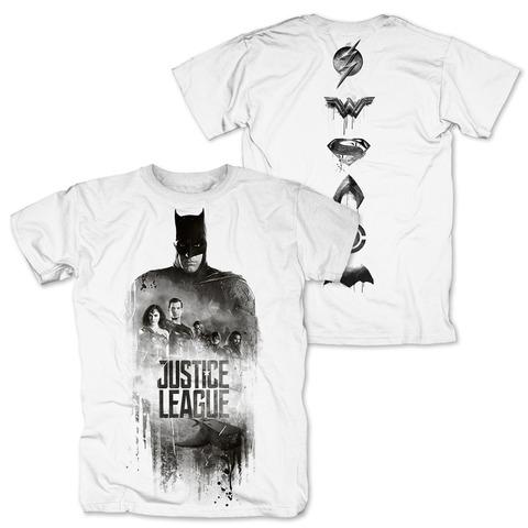 √Dark Knight Squad von Justice League - T-Shirt jetzt im Bravado Shop