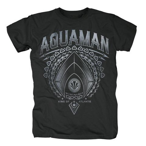 King Of Atlantis von Justice League - T-Shirt jetzt im Bravado Shop